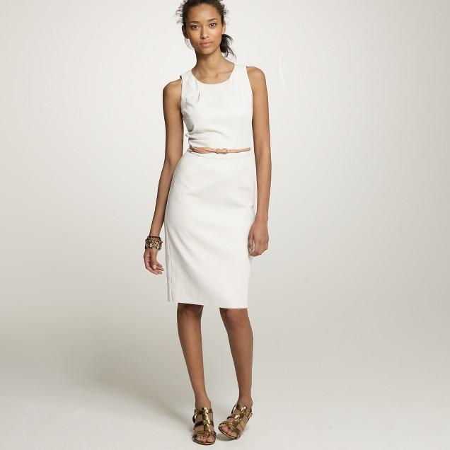 Emmaleigh dress in superfine cotton