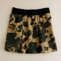 Black blossom Nico skirt