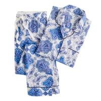 Liberty pajama set in Lord Paisley