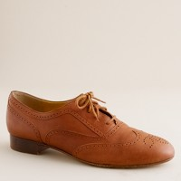 Camden leather brogues