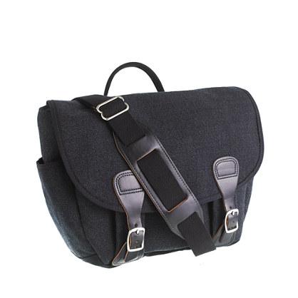 Billykirk® for J.Crew limited-edition moon thornproof 196 bike messenger bag