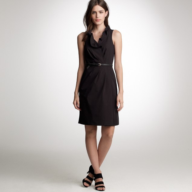 Blakely dress in cotton