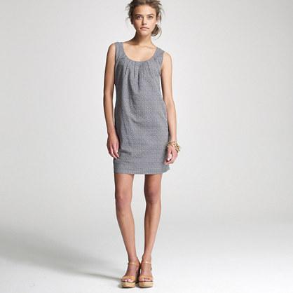 Dotted playa dress