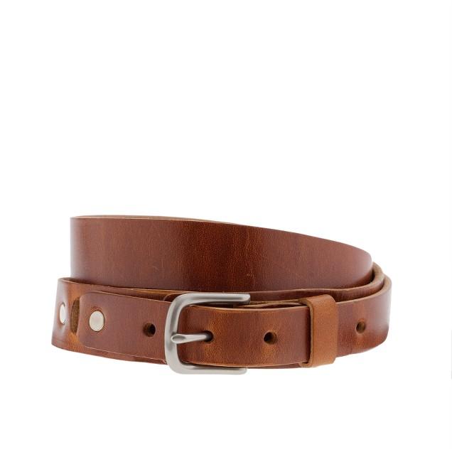 Billykirk® tab flap belt