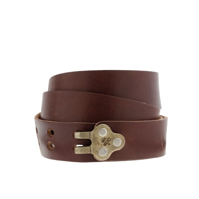 Billykirk® claw-buckle belt