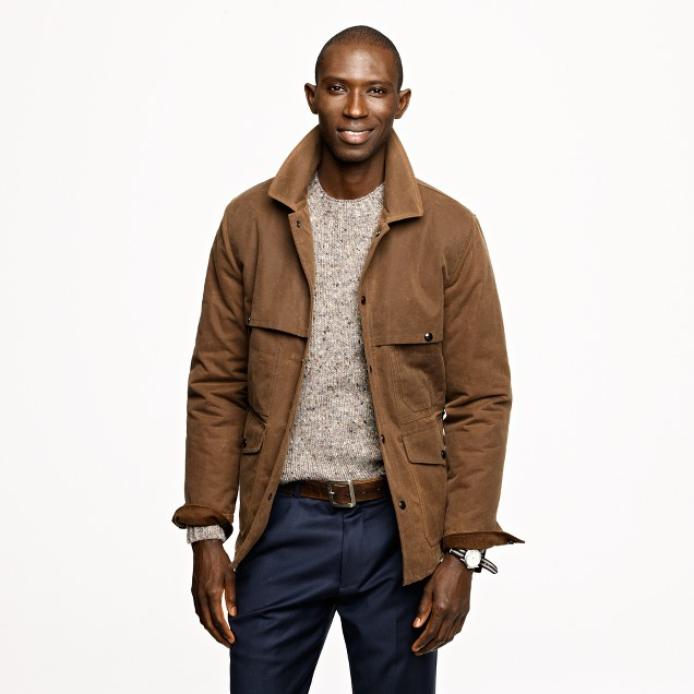 Wallace & Barnes Yard jacket