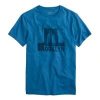 Brooklyn Bridge graphic tee