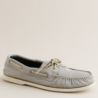 Sperry Top-Sider® Authentic Original broken-in chino boat shoes