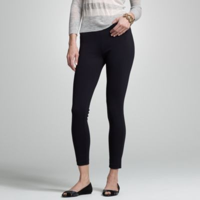 Cropped pixie pant :
