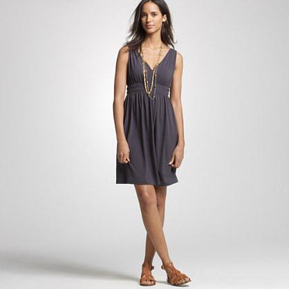 Double-V dress
