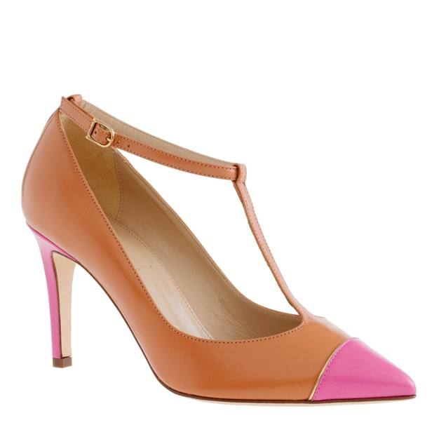 Everly T-strap pumps
