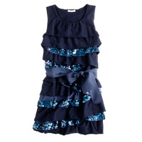 Girls' cupcake sparkle dress