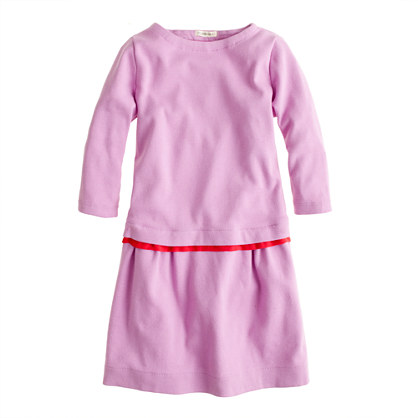 Girls' city tee dress