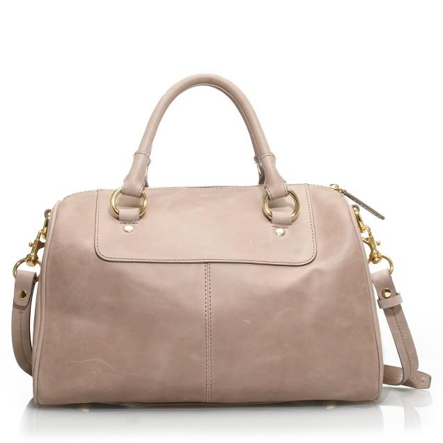 Marquee satchel