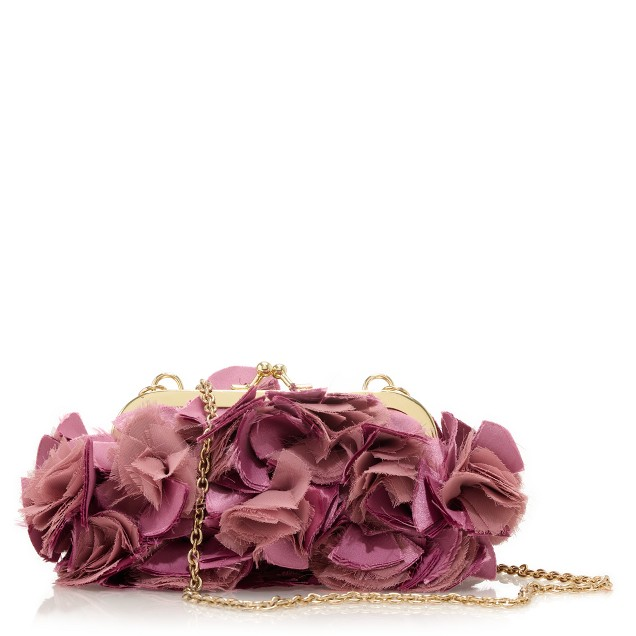 Flutter-flower clutch