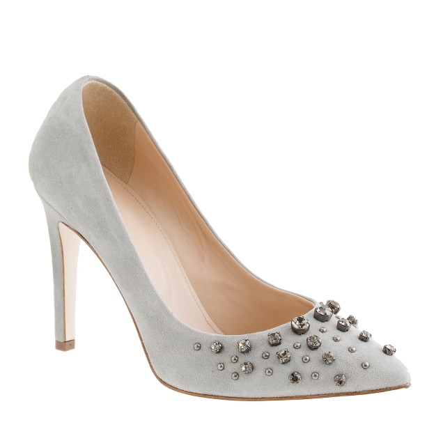 Collection Everly jeweled pumps