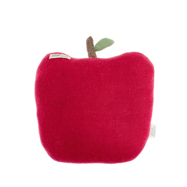 Oeuf® baby apple pillow