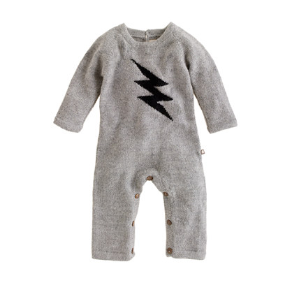 Oeuf® baby lightning one-piece