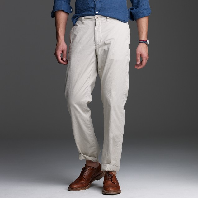 Lightweight Essex pant in classic fit