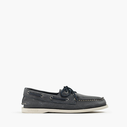 Kids' Sperry® for crewcuts Authentic Original broken-in boat shoes in larger sizes
