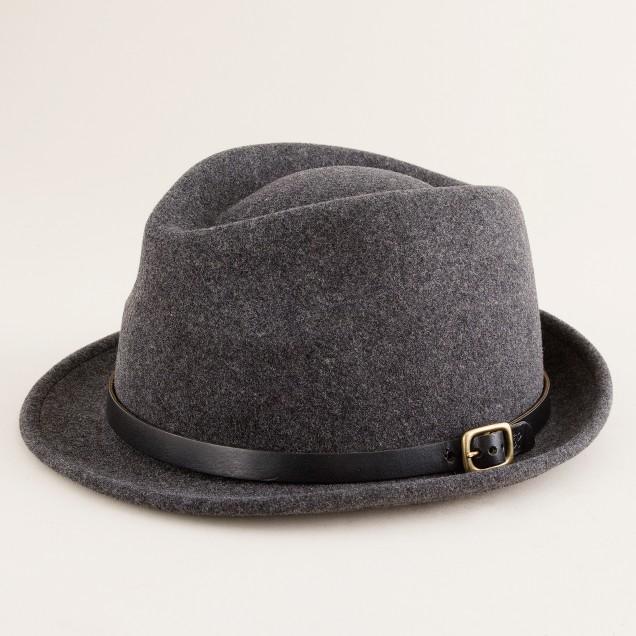 Billykirk® felt trilby hat