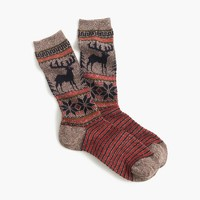 Anonymous Ism™ deer socks