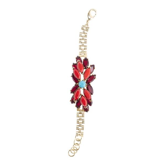 Lulu Frost for J.Crew navette bracelet