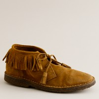 Fringed MacAlister boots