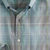 Button-down shirt in Seabrook madras
