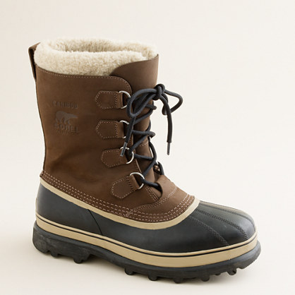 Men's Sorel® Caribou® boots