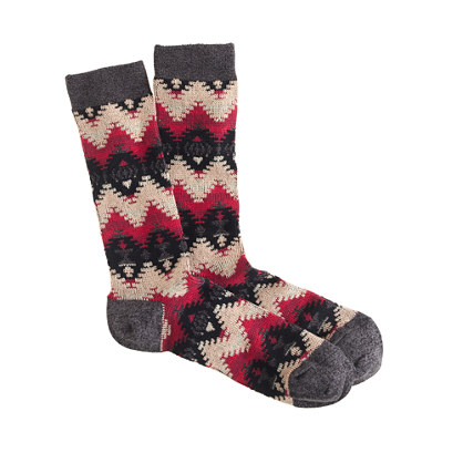 Anonymous Ism Navajo socks