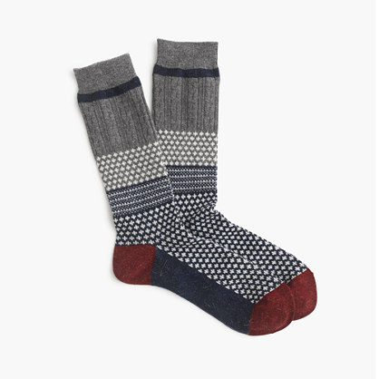 Anonymous Ism™ jacquard socks
