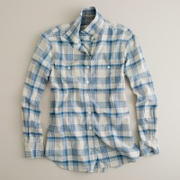Breakers plaid shirt