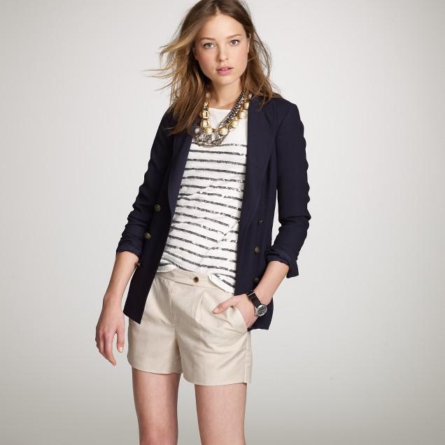 Smart trouser short