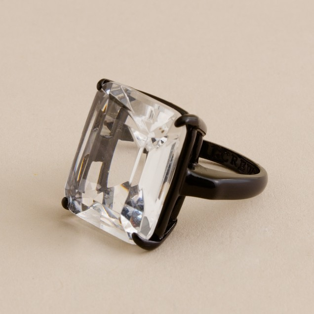 Duchess stone cocktail ring