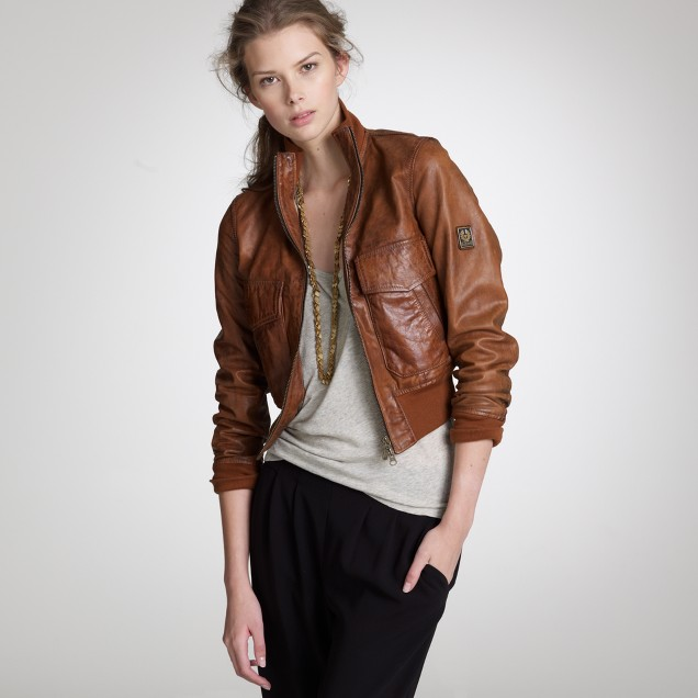 Belstaff® air bomber jacket