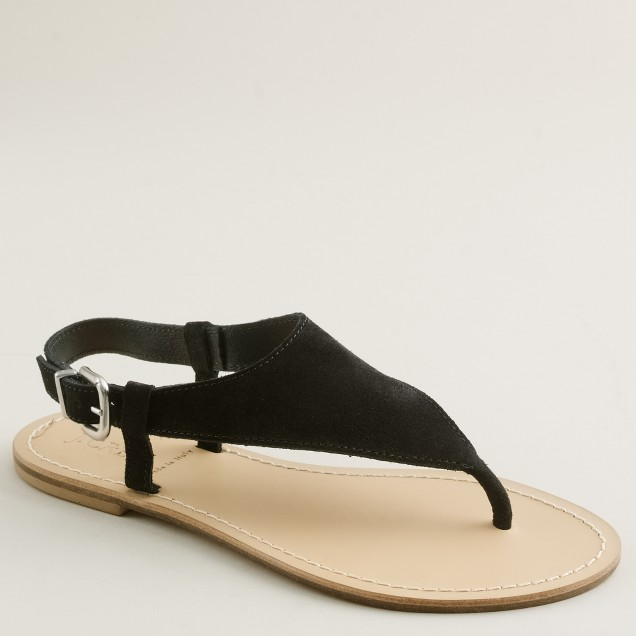 Astria suede sandals