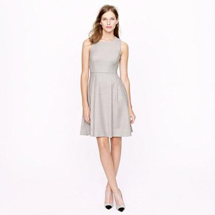 Petite A-line dress