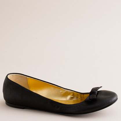 Kerrington leather ballet flats