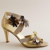 Fortuna strappy sandals