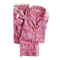 Liberty pajama set in Wiltshire floral