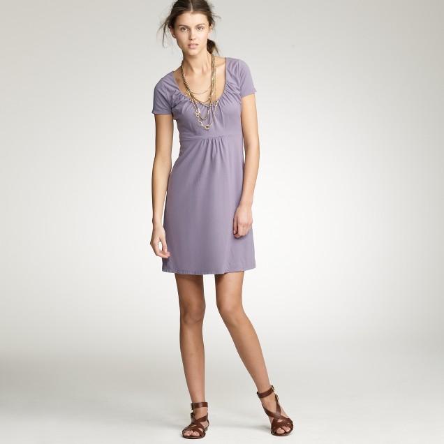 V-neck lundi dress