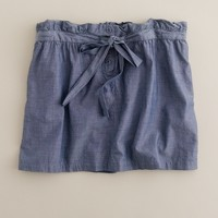 Lightweight cotton cottage skirt