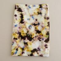 Fleurette pencil skirt