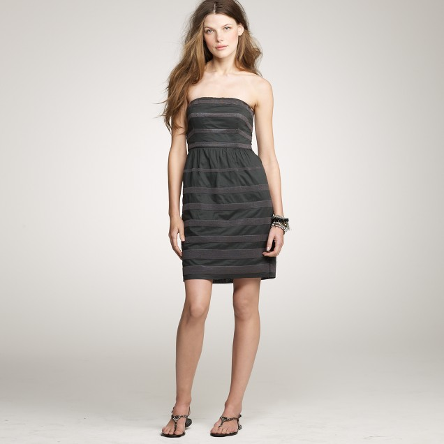 Rugby-stripe Ginny dress