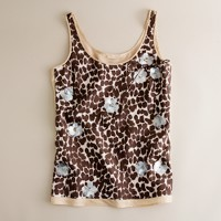 Spots and sparkles cami