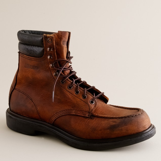Mens Distressed Shoes