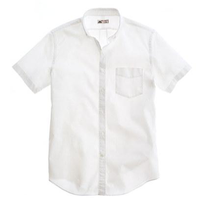 Thomas Mason® for J.Crew short-sleeve shirt