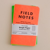 Kids' Field Notes™ notebook three-pack