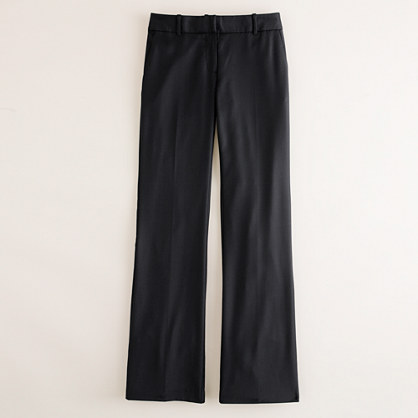 1035 trouser in Super 120s wool